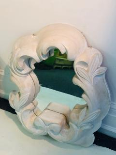Serge Roche Fabulous Pair of Plaster Mirrors in the Manner of Serge Roche - 1074858