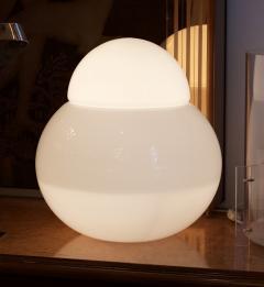 Sergio Asti White Opaline Table Lamp by Sergio Asti Italy 1955 - 643150