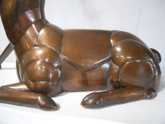 Sergio Bustamante Antelope Sculputre by Sergio Bustamante - 402422