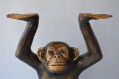 Sergio Bustamante Papier M ch Chimpanzee by Sergio Bustamante - 192504