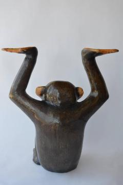 Sergio Bustamante Papier M ch Chimpanzee by Sergio Bustamante - 192505
