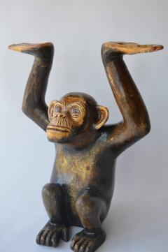 Sergio Bustamante Papier M ch Chimpanzee by Sergio Bustamante - 192506