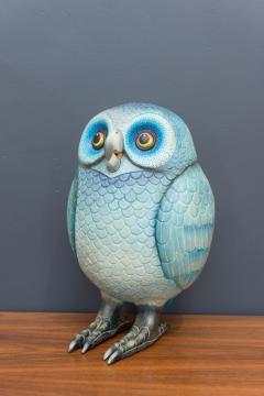 Sergio Bustamante Sergio Bustamante Ceramic Owl - 319081