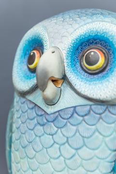 Sergio Bustamante Sergio Bustamante Ceramic Owl - 319085