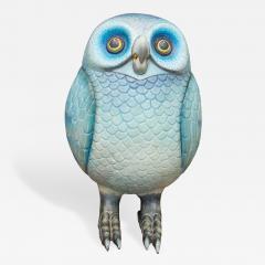 Sergio Bustamante Sergio Bustamante Ceramic Owl - 319635