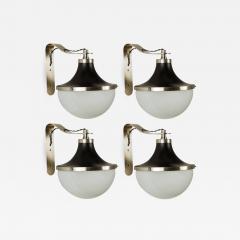 Sergio Mazza 1960s Sergio Mazza Pi Wall Lights for Artemide - 603059