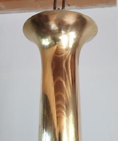 Sergio Mazza Large Mid Century Modern Tetraclio chandelier by Sergio Mazza for Artemide - 1056342