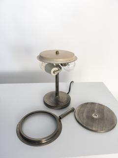 Sergio Mazza Pair of Alfetta table lamps for Artemide - 1123940