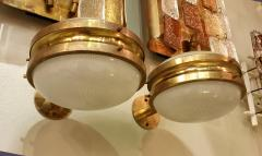 Sergio Mazza Pair of Mid Century Modern Gamma sconces by Sergio Mazza for Artemide - 1734000