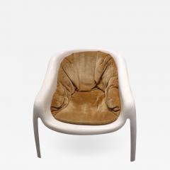 Sergio Mazza Rare Vintage Fiberglass Chairs - 1011173