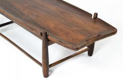 Sergio Rodrigues Mid Century Modern Arimello Center Table by Sergio Rodrigues Brazil 1958 - 1657883