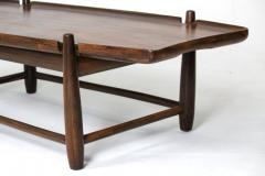 Sergio Rodrigues Mid Century Modern Arimello Center Table by Sergio Rodrigues Brazil 1958 - 1657884