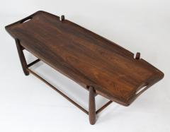 Sergio Rodrigues Mid Century Modern Arimello Center Table by Sergio Rodrigues Brazil 1958 - 1657885