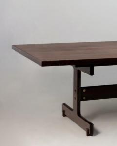 Sergio Rodrigues Mid Century Modern Redig Dining Table by Sergio Rodrigues Brazil 1950s - 1227650
