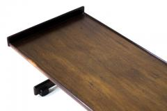 Sergio Rodrigues Mid Century Modern Rosewood Center Table by Sergio Rodrigues Brazil 1960s - 1669676