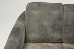 Sergio Rodrigues Mid Century Modern Stella Sofa Couch by Brazilian Designer Sergio Rodrigues - 1212767