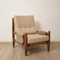 Sergio Rodrigues Midcentury Armchair in the Style of Sergio Rodrigues circa 1970 - 636667