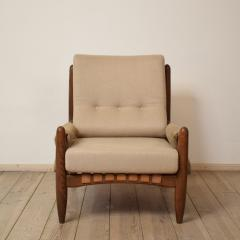 Sergio Rodrigues Midcentury Armchair in the Style of Sergio Rodrigues circa 1970 - 636668