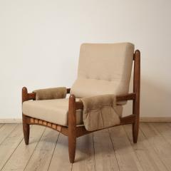 Sergio Rodrigues Midcentury Armchair in the Style of Sergio Rodrigues circa 1970 - 636670