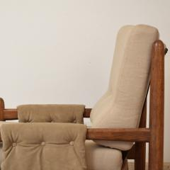 Sergio Rodrigues Midcentury Armchair in the Style of Sergio Rodrigues circa 1970 - 636671