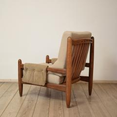 Sergio Rodrigues Midcentury Armchair in the Style of Sergio Rodrigues circa 1970 - 636673