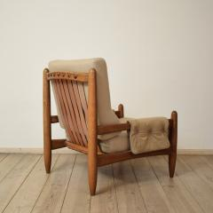 Sergio Rodrigues Midcentury Armchair in the Style of Sergio Rodrigues circa 1970 - 636675