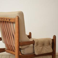 Sergio Rodrigues Midcentury Armchair in the Style of Sergio Rodrigues circa 1970 - 636676