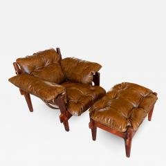 Sergio Rodrigues Rodrigues Chair Ottoman   275579