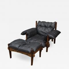 Sergio Rodrigues Sergio Rodrigues Mischievous Lounge Chair And Ottoman    542088