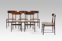 Sergio Rodrigues Set of 10 chairs - 1112474