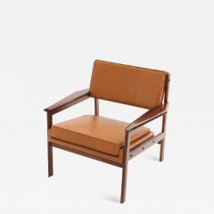 Sergio Rodrigues Set of 2 Mid Century Modern Drummond Armchair by Sergio Rodrigues Brazil 1950s - 1352796