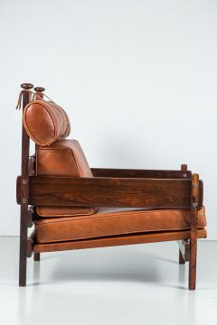 Sergio Rodrigues Tonico Leather Chair By Sergio Rodrigues   227096