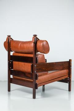 Sergio Rodrigues Tonico Leather Chair By Sergio Rodrigues   227099