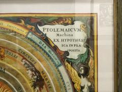 Set of 3 Celestial Lithographs Planisphaerium Coeleste 30 100 19th Century - 2099135