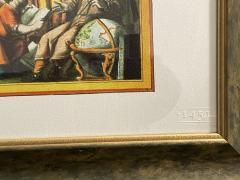 Set of 3 Celestial Lithographs Planisphaerium Coeleste 30 100 19th Century - 2099137