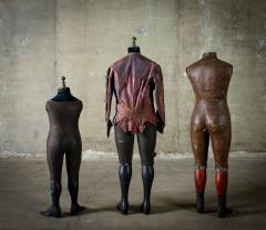 Set of 3 Edwardian Mannequins - 327022