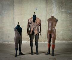 Set of 3 Edwardian Mannequins - 327023