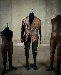 Set of 3 Edwardian Mannequins - 327025
