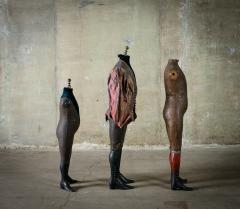Set of 3 Edwardian Mannequins - 327027