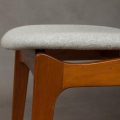 Set of 4 Funder Schmidt and Madsen teak chairs - 716296