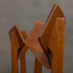 Set of 4 Funder Schmidt and Madsen teak chairs - 716297