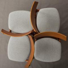 Set of 4 Funder Schmidt and Madsen teak chairs - 716299