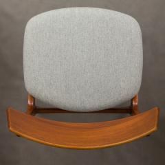 Set of 4 Funder Schmidt and Madsen teak chairs - 716300