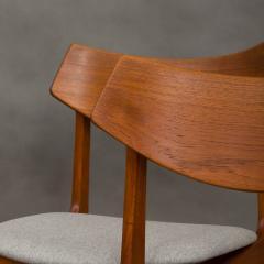 Set of 4 Funder Schmidt and Madsen teak chairs - 716305