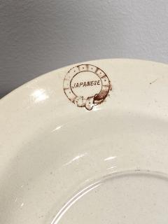 Set of 6 English Soup Bowls - 1512565