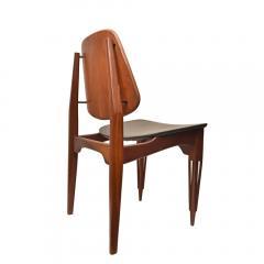 Set of 6 Fratelli Proserpio design chairs - 1142843