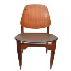 Set of 6 Fratelli Proserpio design chairs - 1142844