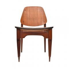 Set of 6 Fratelli Proserpio design chairs - 1142847