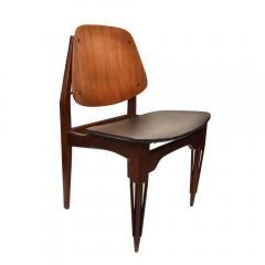 Set of 6 Fratelli Proserpio design chairs - 1142848