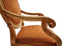 Set of 6 Venetian Arm Chairs - 630477